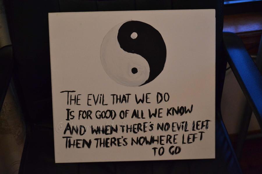 Yg Tumblr Quotes Yin Yang Quotes Yin and yang