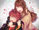 Finding Happiness: 707 Fanart