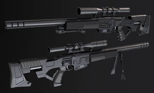 Verpine shatter Rifle