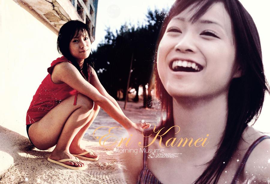 Eri Kamei - Photo Colection