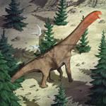 Commissoin: Argentinosaurus