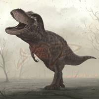 Comissoin: T-Rex