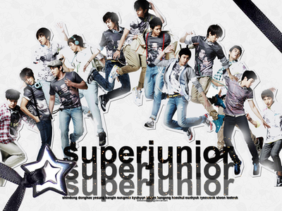 Super Junior Wallpaper by estheraphy on deviantART