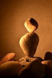 Double balance light and shadow #1 by Alibarbarella