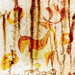 Cave Painting With Entoptics (Revisited) by Alibarbarella