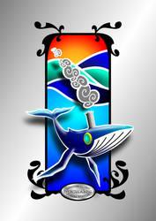 Buchan's improved patent steam whale by Alibarbarella
