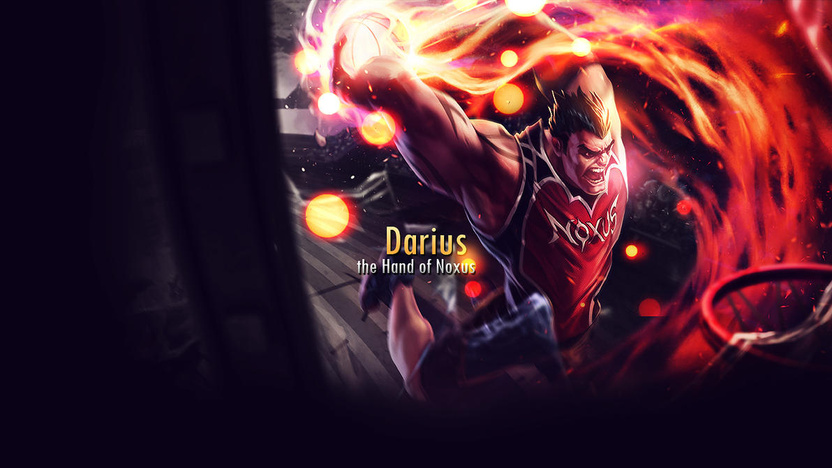 Darius By Victortmf On DeviantArt