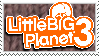 LittleBigPlanet3 Stamp by Buenos-Dies