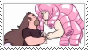 Greg and Rose Stamp by Superior-Stan