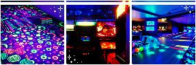 arcade divider