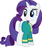 Rarity, of the Ponytones