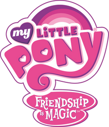 My Little Pony: Friendship Is Magic logo by zziccardi