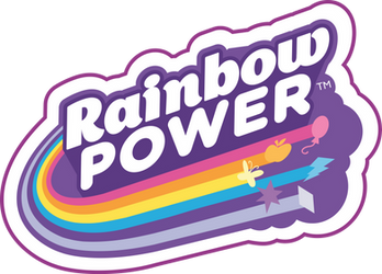 Rainbow Power logo by zziccardi