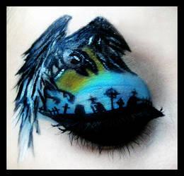 Raven by CatherineWarner