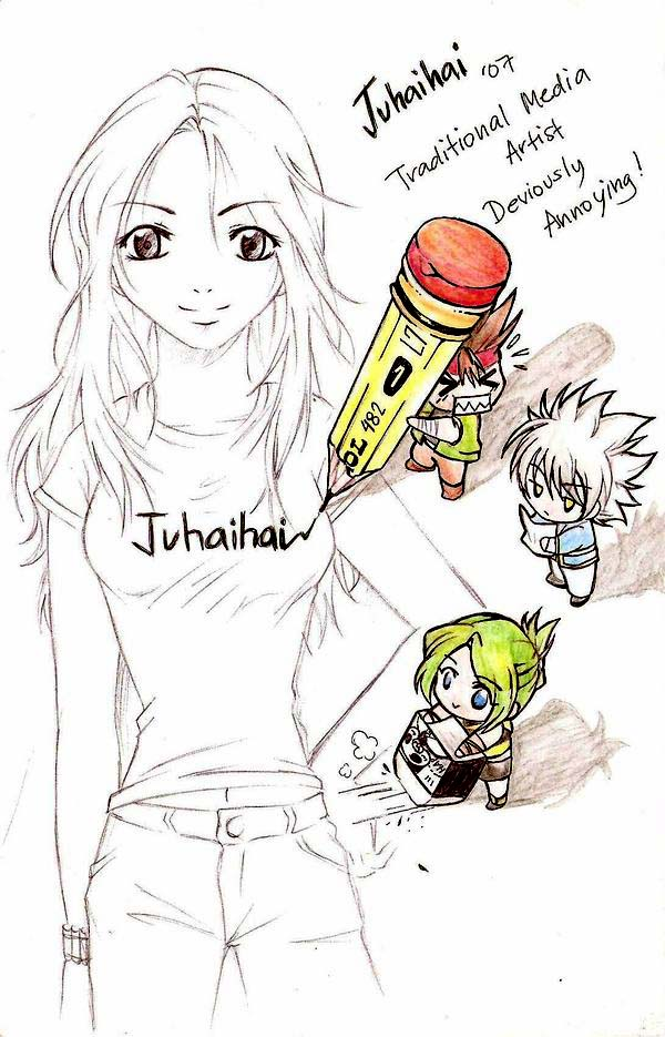 Juhaihai art works OC_ID_by_juhaihai