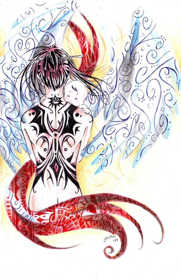 Tattoo - chest tattoo