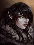 Commission: Annaya