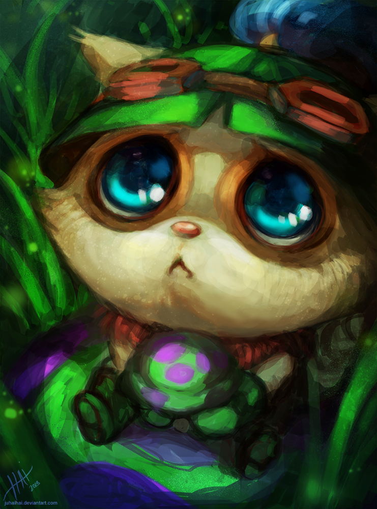 how to get teemo icon