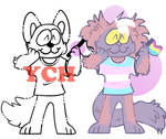 Pride Month Ych CLOSED!