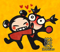 Pucca!
