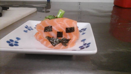 A Very Sushi Halloween 2015 by Peter-Pine