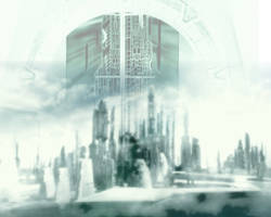 Stargate Atlantis - Wordless by Nuttybaggs