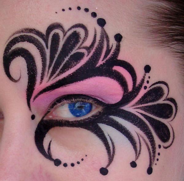 Jester swirl by thepinupgirl