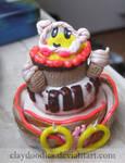 Kirby's Anniversary Cake