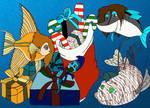 Atlantis Christmas - a present for our team