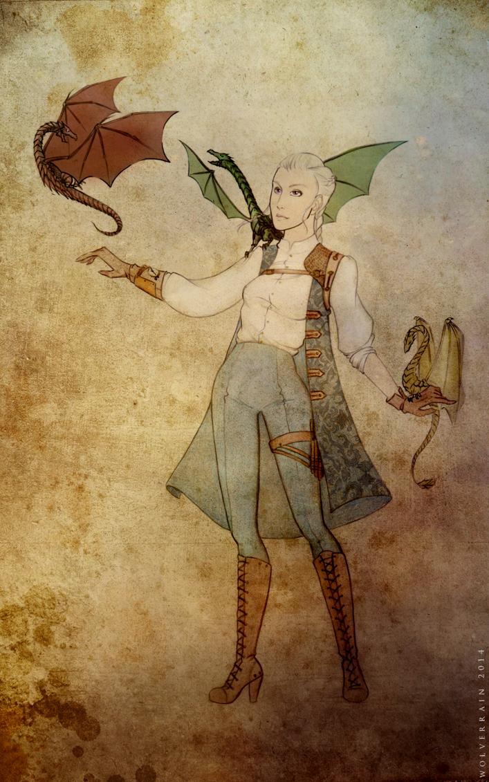 Stormborn by wolverrain