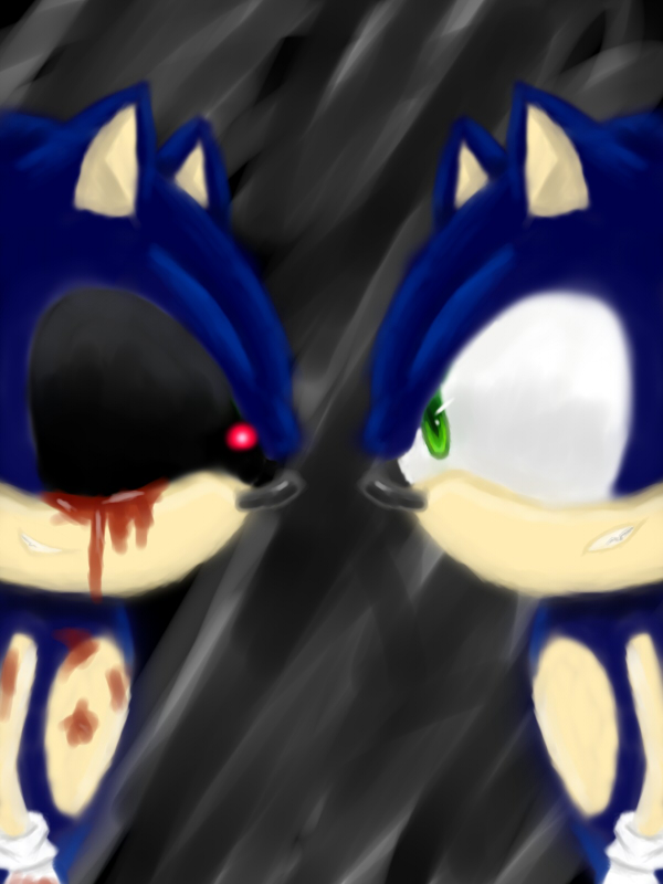 Mephiles Vs Sonic Exe – images free download