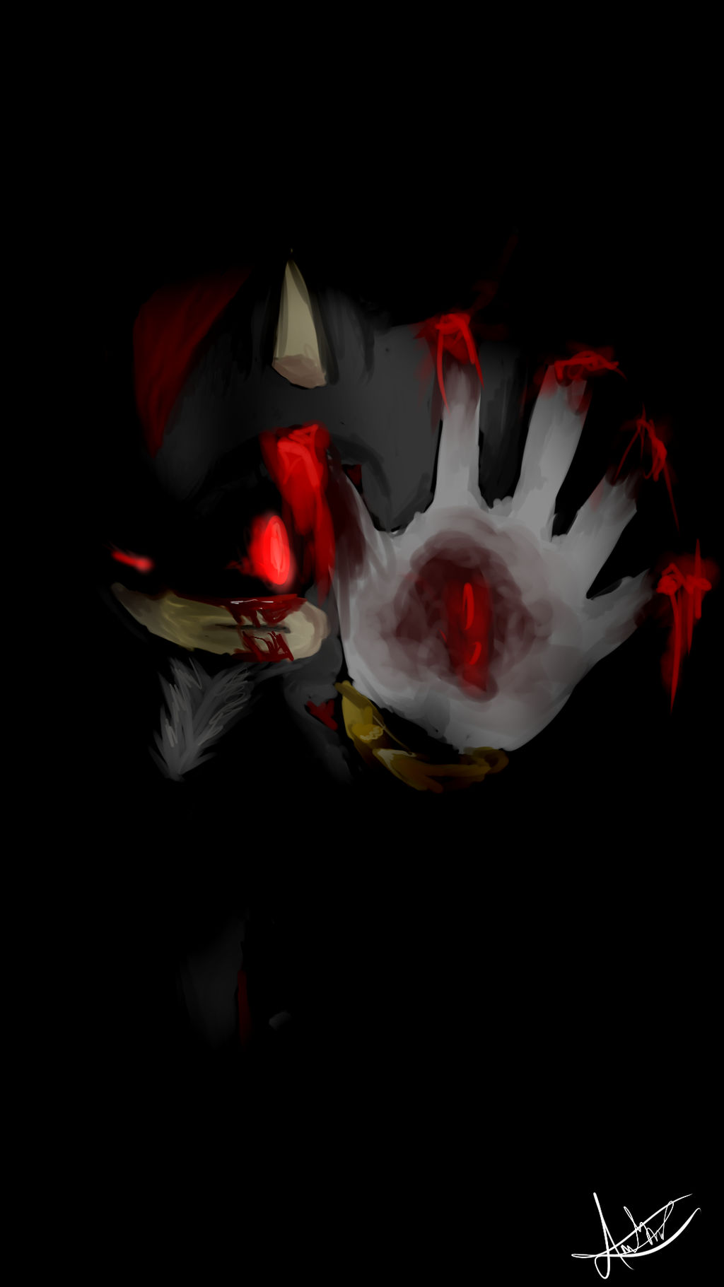 Shadow Exe Art