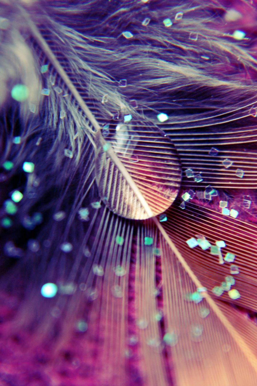 Falling glitter by WillaWalo on DeviantArt