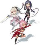 Chibi - fate/kaleid
