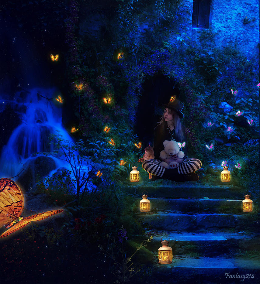 Mariposa by Fantasy214