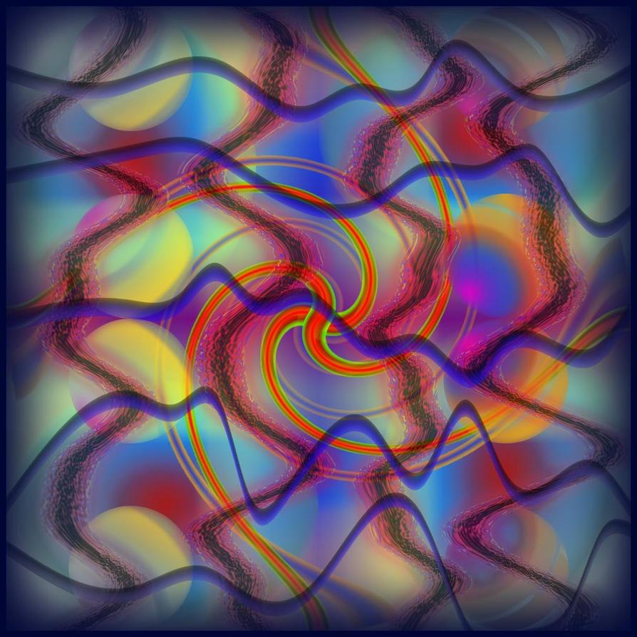 Metamorphosis of Lines by aquifer