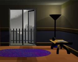Balcony Room by aquifer