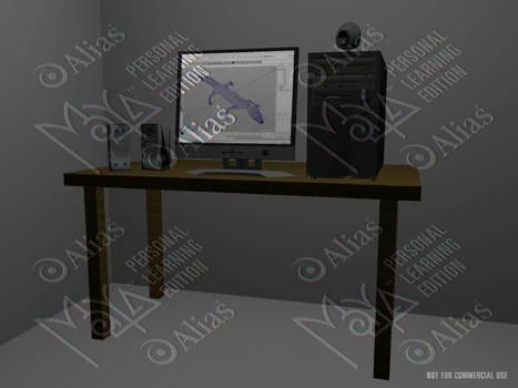 Night Desktop