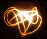 Torch-light symbol