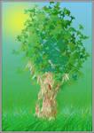 Brush Tree