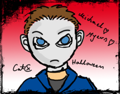 Chibi Michael Myers by VincentSharpe