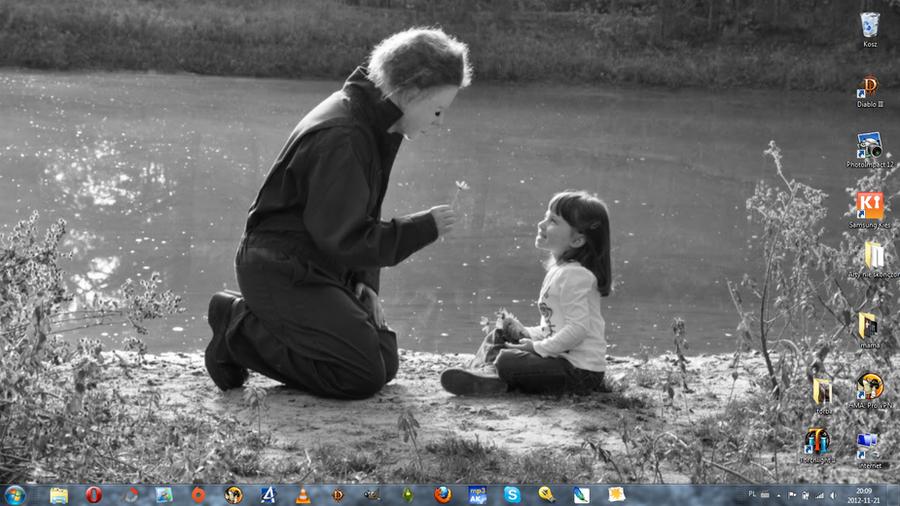 My desktop 1 by VincentSharpe