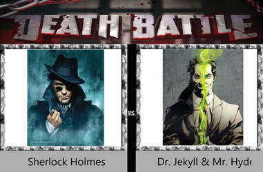 Holmes vs Jekyll and Hyde by EKJr