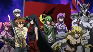 Night Raid Screenshot (With Tatsumi)