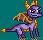 Spyro the Dragon Sprite by CellularSP