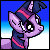 Twilight Sparkle Icon by CellularSP