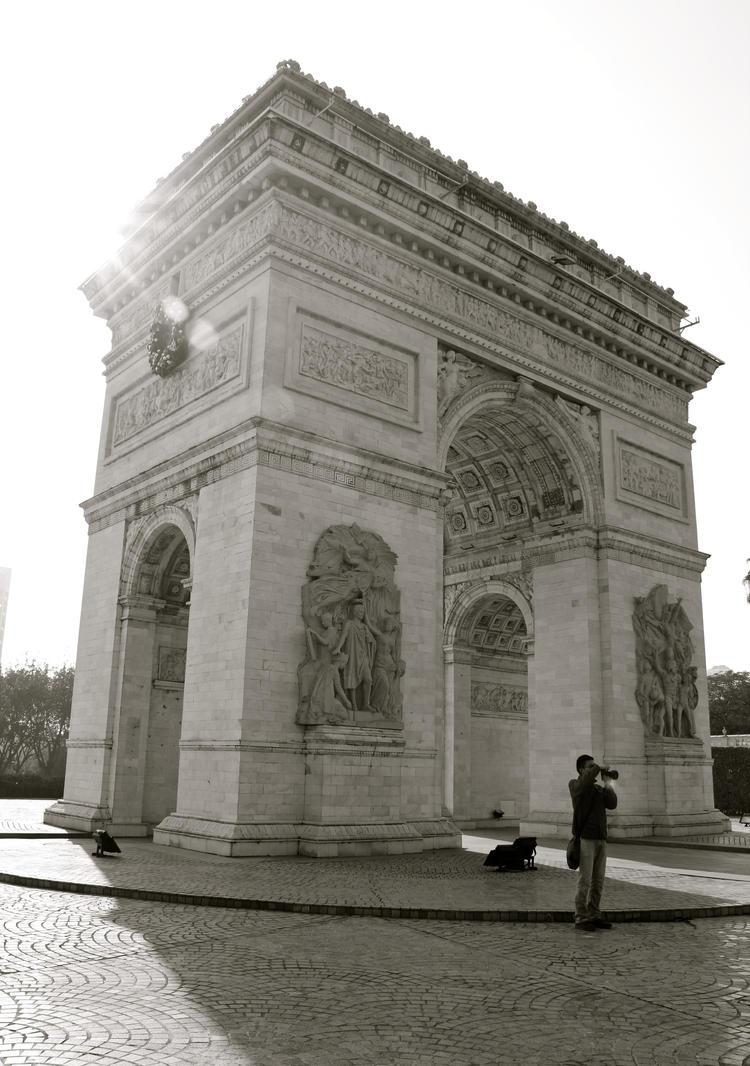 triumphal arch by sushan89