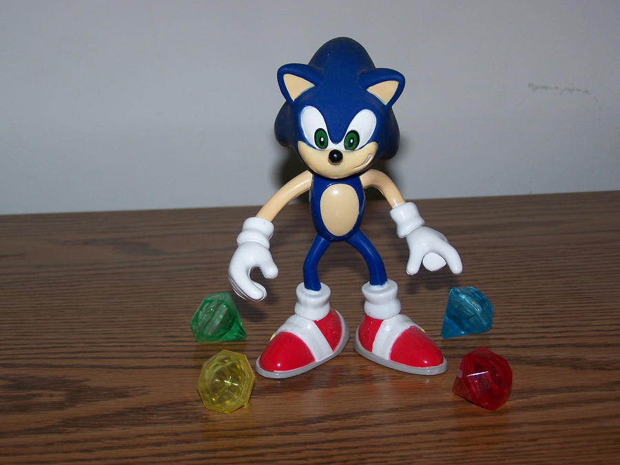how to make a sonic toy