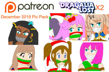 Holiday Patreon Pic Pack December 2019