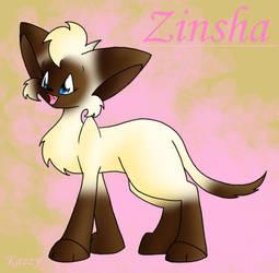 Zinsha